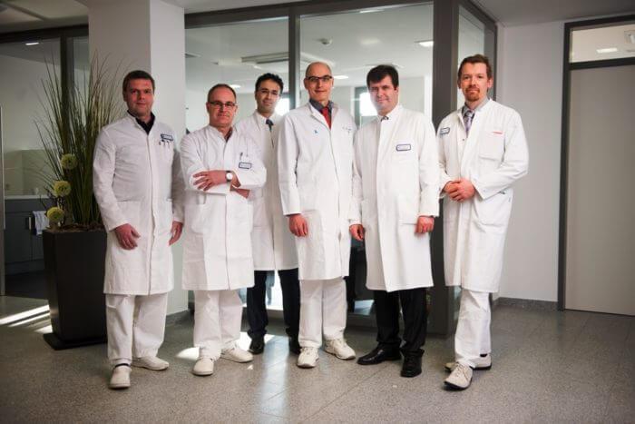 Команда врачей урологов Европейского Центра Простаты